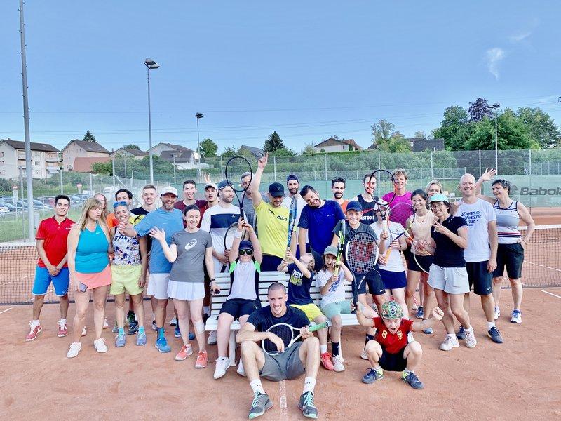 Tennis-Club Givisiez