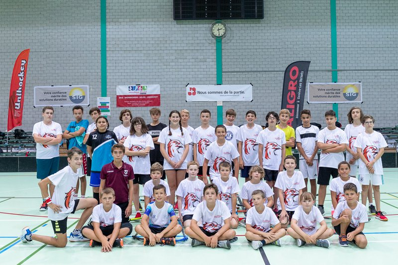 Ecole de unihockey de Genève - Plan-les-Ouates