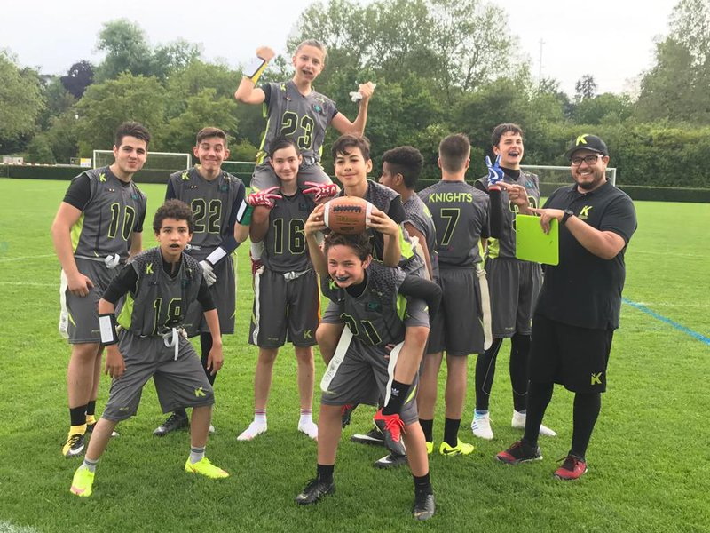 Neuchâtel Knights American Football Team