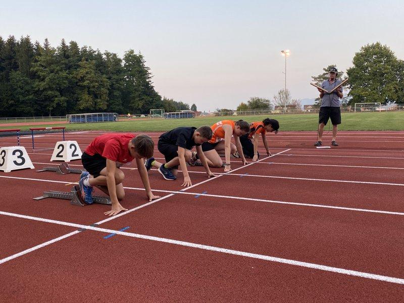 Turnverein Reussbühl Leichtathletik