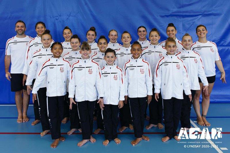 Académie Gymnastique Acrobatique