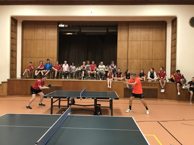 Tischtennis Club Uster