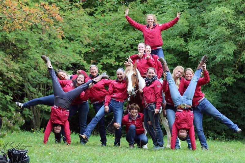 SWRA, Swiss Western Riding Association