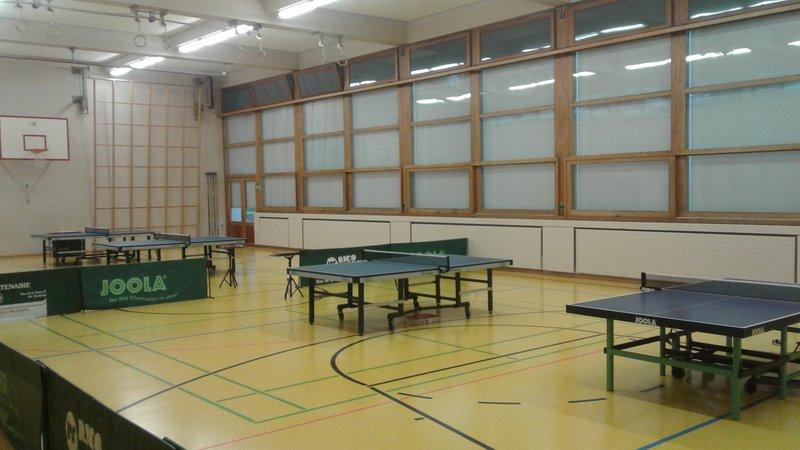 Club de Tennis de Table de Pully