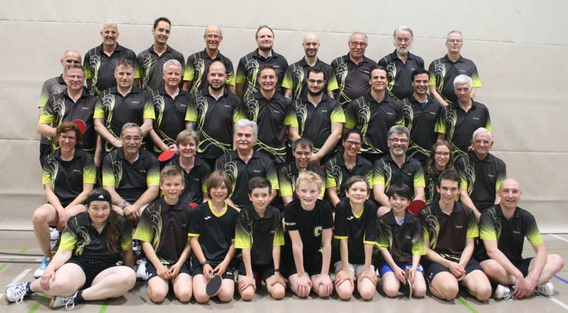 Tischtennisclub Wetzikon