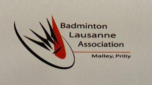 Badminton Lausanne Association