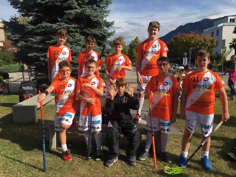 Sportiva Unihockey menSrisiotto