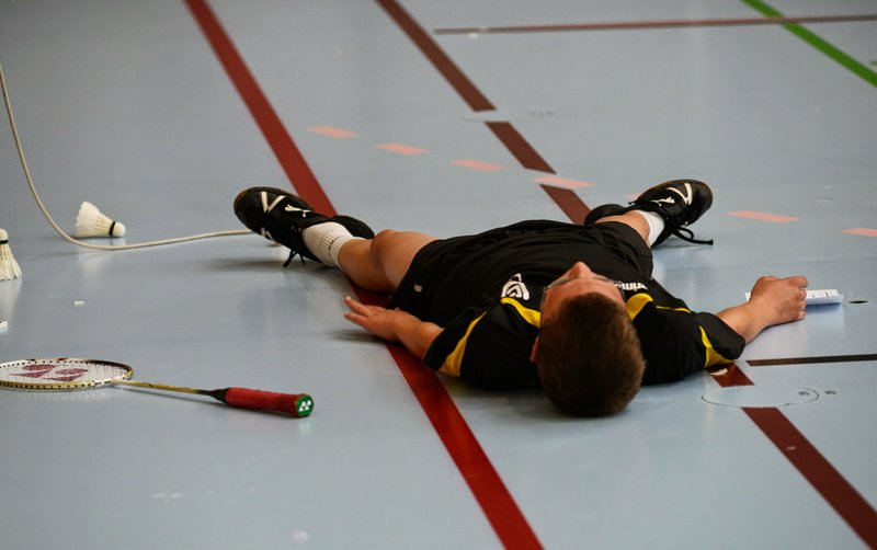 Badminton Rudi Team