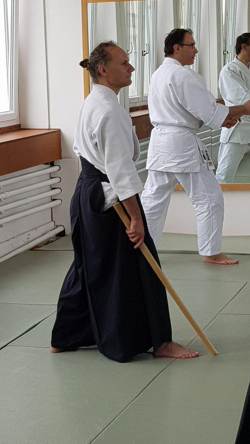 Aïkido chaux de fonds