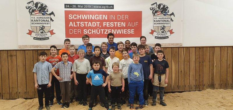 Schwingklub Zofingen und Umgebung