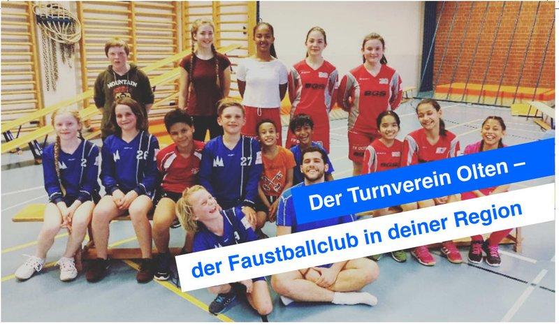 Faustballriege TV Olten