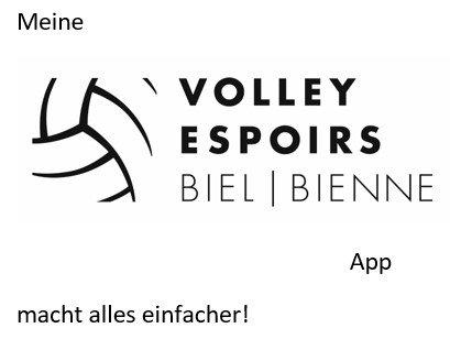 Volley Espoirs Biel/Bienne