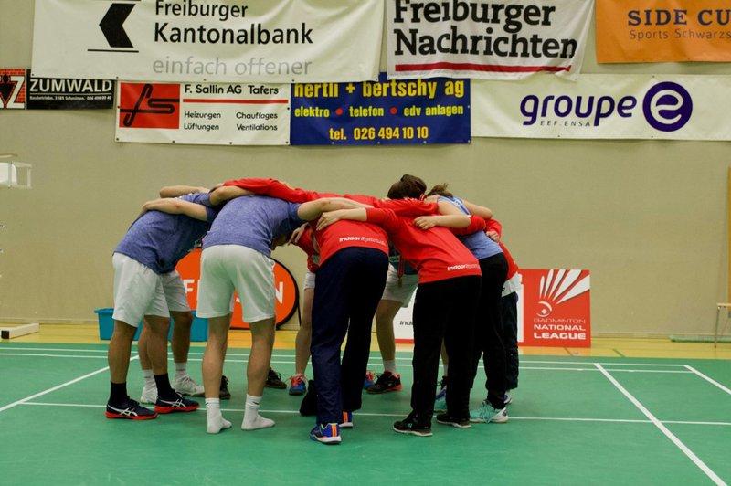 Badminton Club Tafers