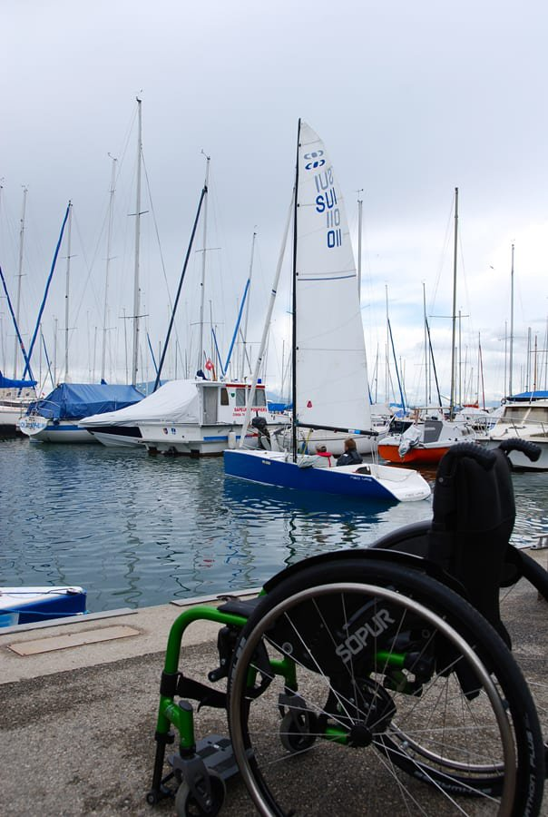 Swiss Disabled Sailing - Handivoile