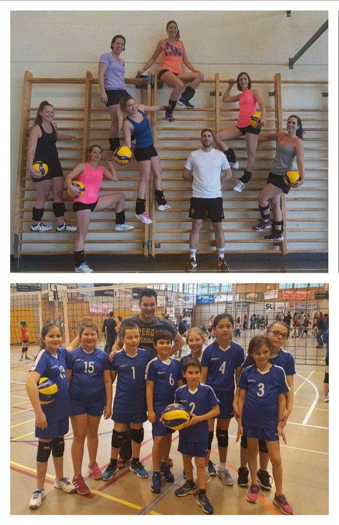 VBC Volley Ball Corcelles