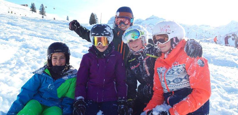 Ski-club Broc