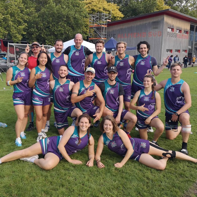 Baden Banditos Touch Rugby