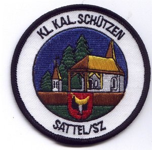 Kleinkaliber-Schützen Sattel