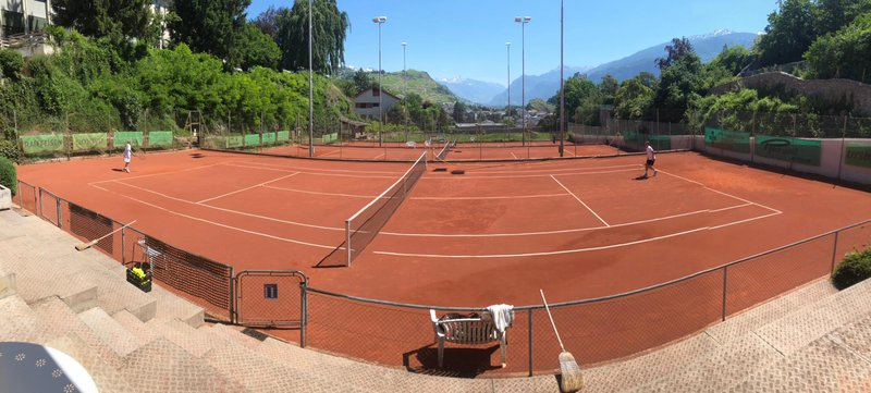 Tennis Club Gravelone Sion