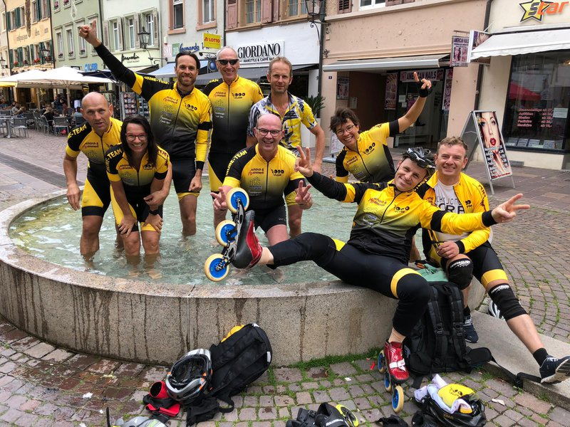 Inline-Team LLV Flüss Sempachersee
