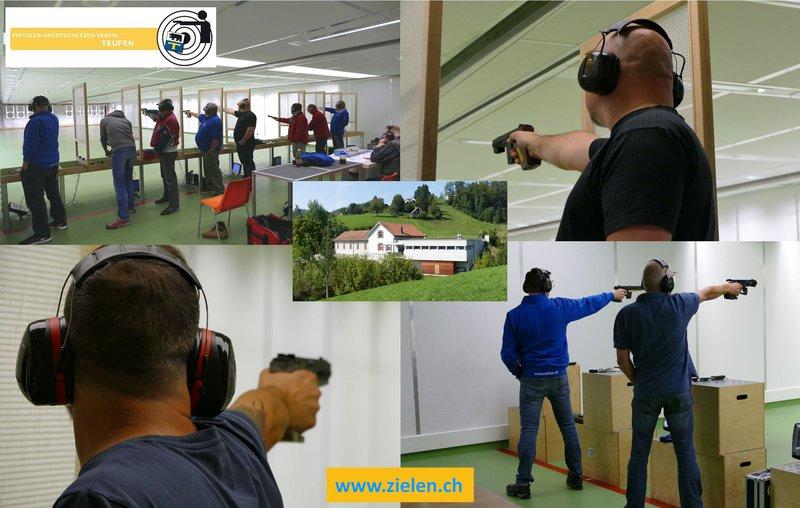 Pistolen-Sportschützen-Verein Teufen