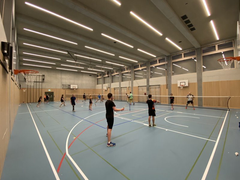 Erster Zürcher Badmintonclub EZBC