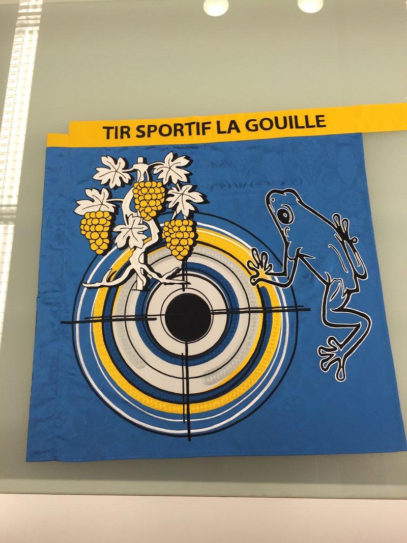 Tir sportif La Gouille
