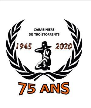 Les carabiniers de Troistorrents