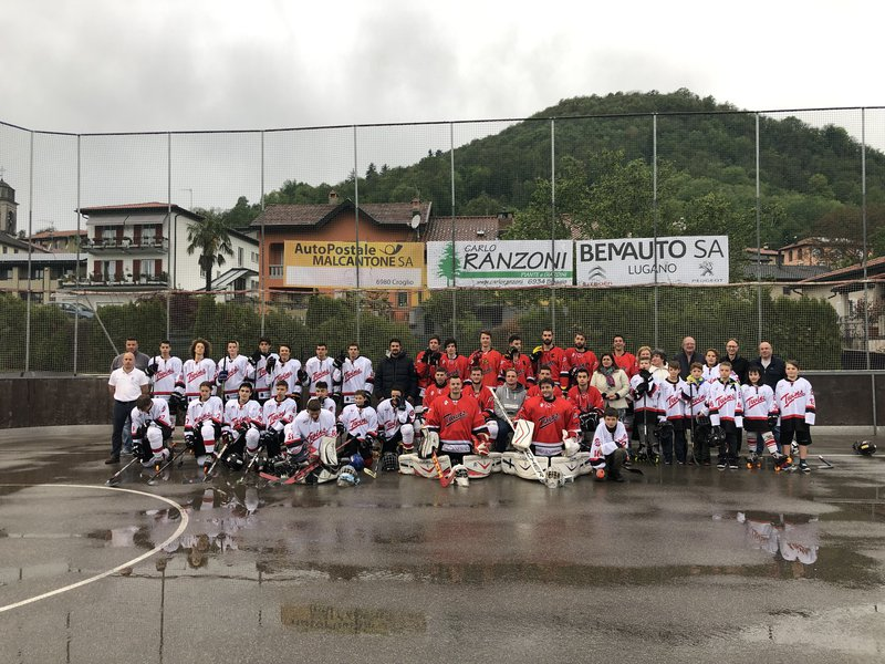Skater Hockey Club Novaggio Twins