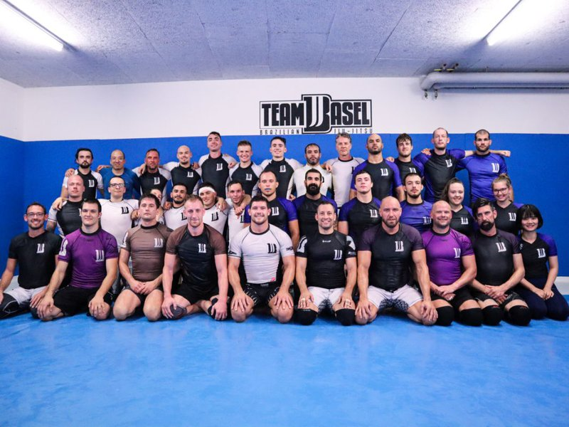 BJJ Team Basel