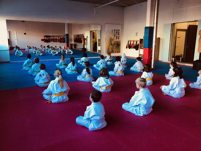 Taekwondo Uster MunHwa