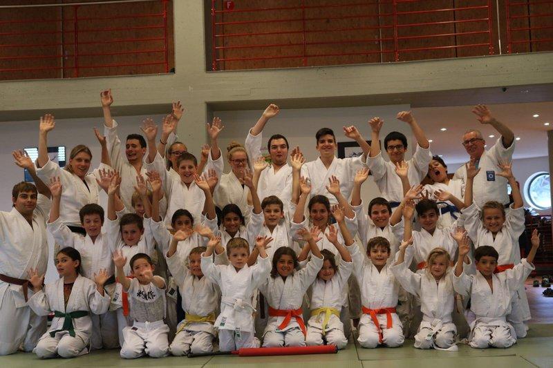 Aikido club Bex