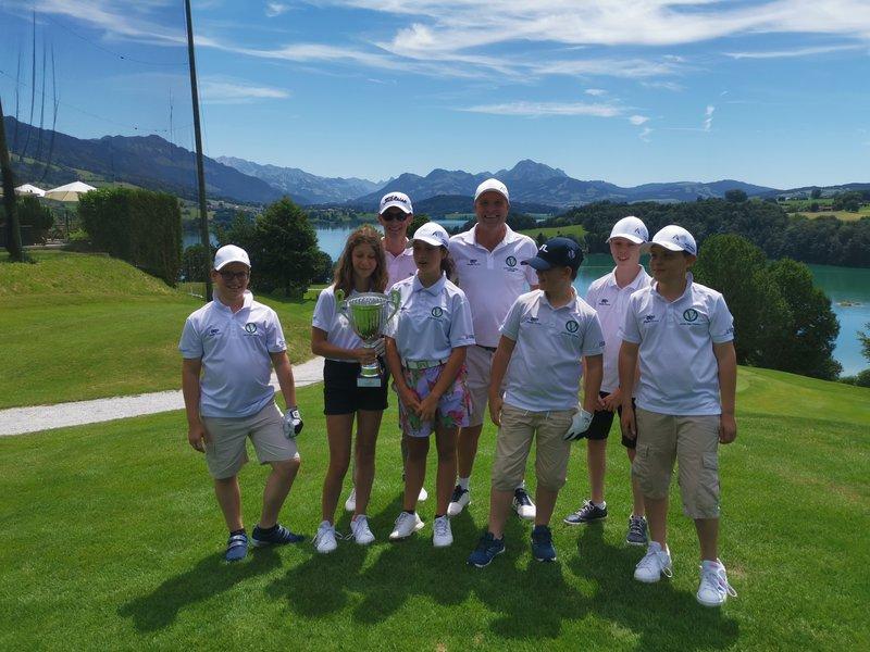 Golf club Vuissens, Section juniors