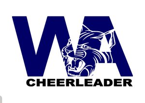Wildcats Allstars Cheerleader
