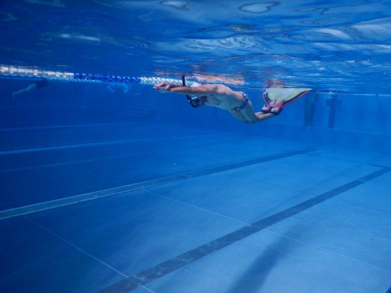 Finswimming Bern