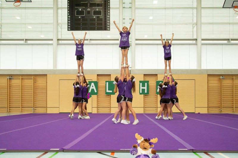 Monthey Angels Cheerleaders