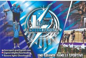Geneva Lights Cheerleading Club