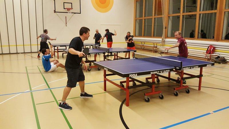 Club de tennis de table de Porrentruy