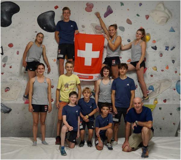 SAC-Regionalzentrum Sportklettern Berner Oberland