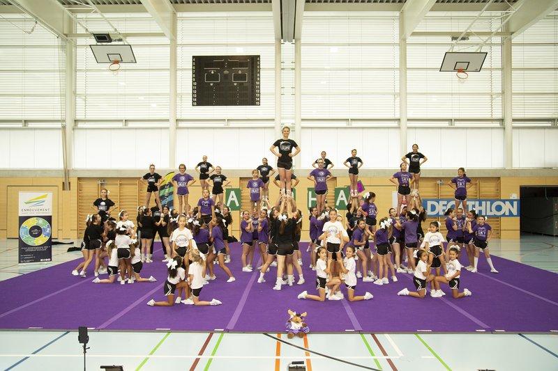 Angels Cheerleaders