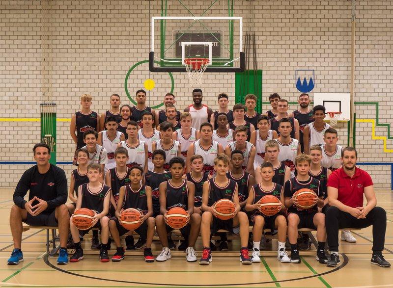 Swiss Central Basketball