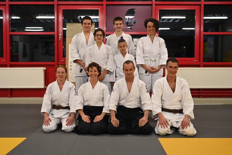 Aikido Shin Zen Bi Moutier