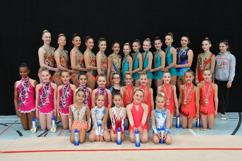 Rhythmische Gymnastik TV Thun  (RG TV Thun)