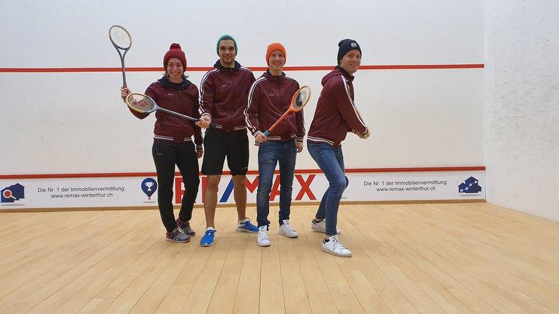 Squash Winterthur SCWIN