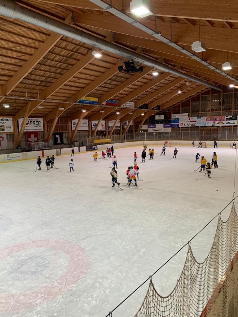Eishockey-Club Laufen (EHC Laufen)