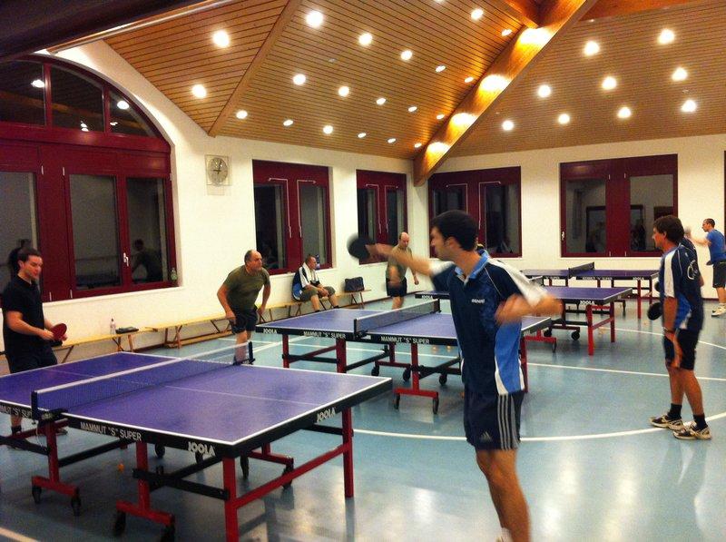 Club Tennis de Table Yvonand