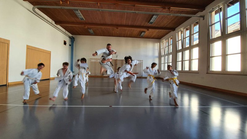 Gojukai Karate Do Graubünden