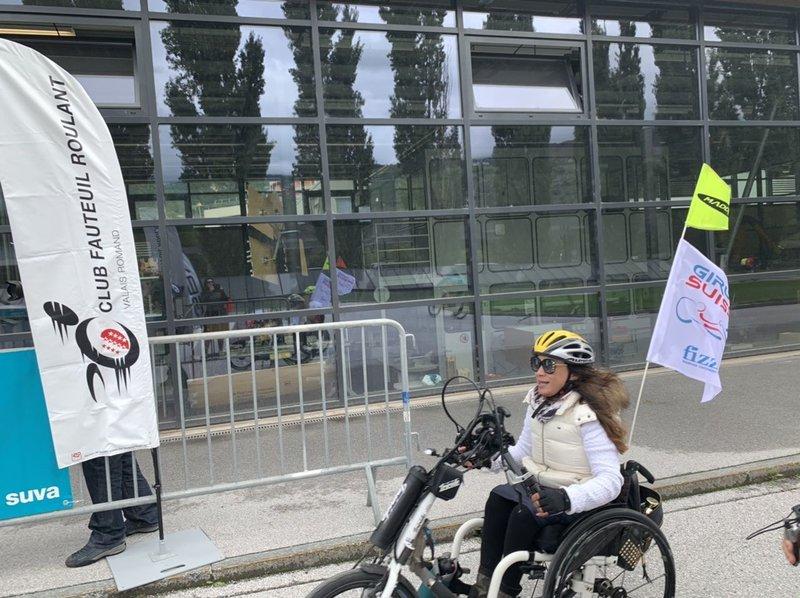 Club fauteuil roulant du Valais romand