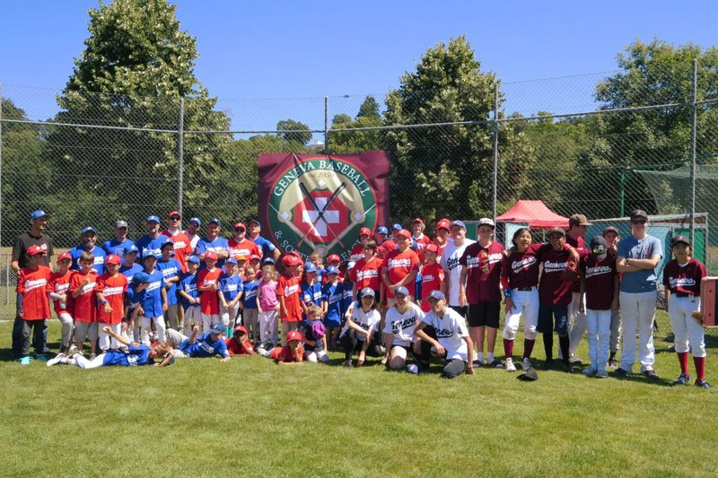 Geneva Baseball and Softball League