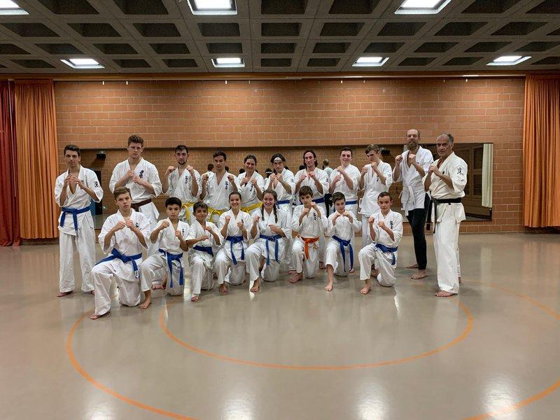 EKSK Ecole de Karaté Spirit Kyokushin